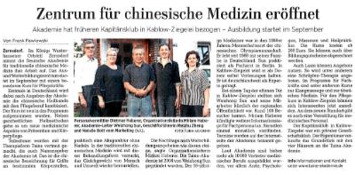 http://www.maz-online.de/Lokales/Dahme-Spreewald/Koenigs-Wusterhausen/Koenigs-Wusterhausen-Deutsche-Tuina-Akademie-fuer-traditionelle-chinesische-Medizin-eroeffnet-Schulungszentrum-in-Zernsdorf
